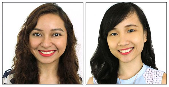 22 Girls try their first Pink Sugar lipstick