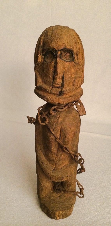 Antique African Fetish Dogon Tribal Magic Shamanism African Mysticism Mali West Africa Ifa Religion Witchcraft Mojo Ritual Magic Tribal Idol