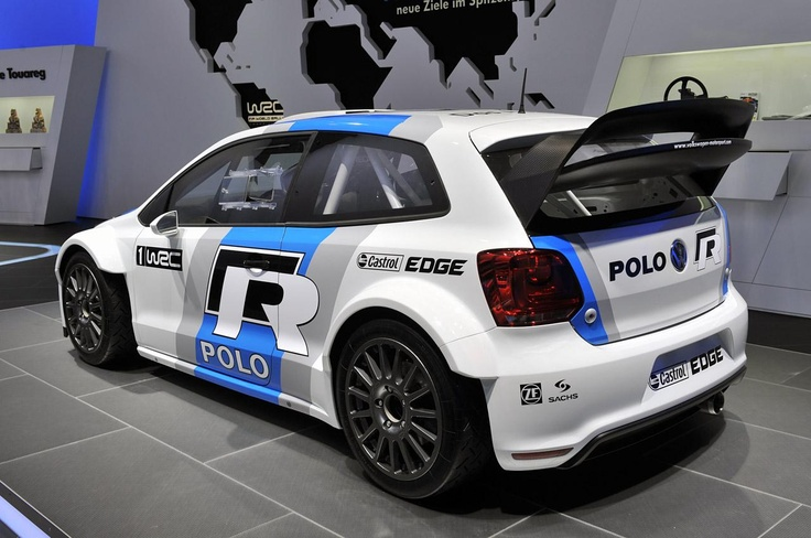 Volkswagen Polo R WRC будет принимать участие в ралли с 2013-го года