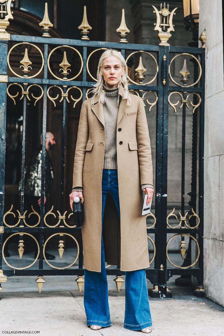 PFW-Paris_Fashion_Week_Fall_2016-Street_Style-Collage_Vintage-Stella_McCartney-Model-Camel-Jeans-4