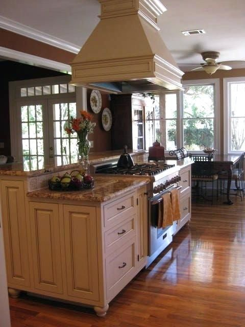island cooktops hood build up stove hood with moldings best island range hood for the money