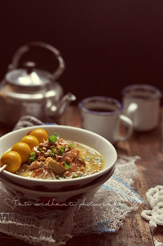cooking is cool: Bubur ayam
