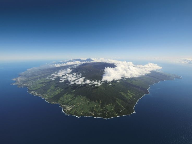 L'ile de la Reunion in the Indian Ocean - a best kept secret in the world, it's like all the Hawaiian Islands combined into 1. W/an active volcano & a 10,000 ft mountain, this French Dept is less visited than neighboring Mauritius, but has so much more to offer.