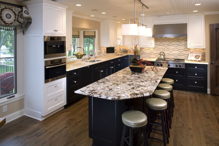two tone kitchen cabinets Traditional Kitchen Remodelling ideas Minneapolis…