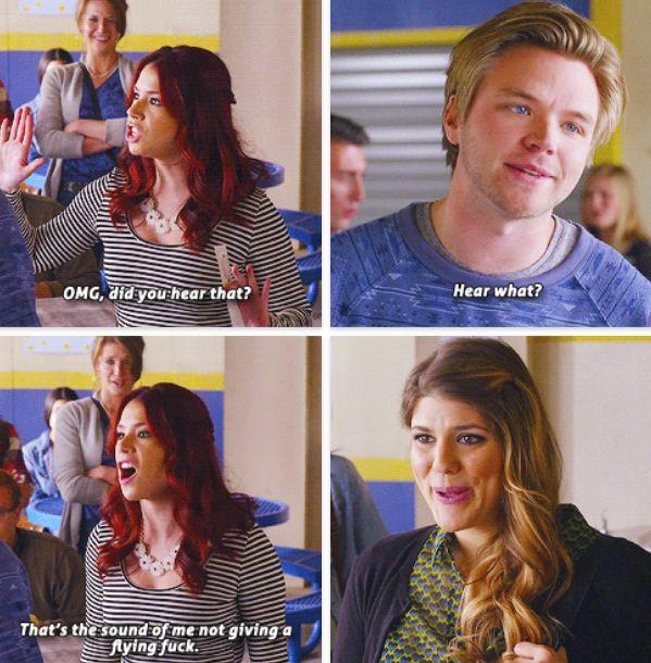 Tamara and Jake should get back 2gether