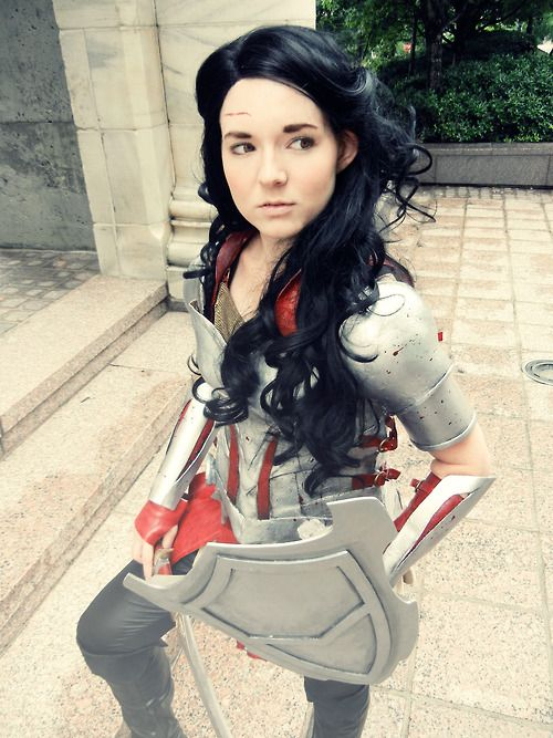 Lady Siff: Marvel Cosplay, Lady Siff