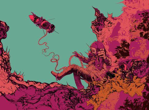 「宇宙の旅: A Space Odyssey」/「kudamono790」のイラスト [pixiv]