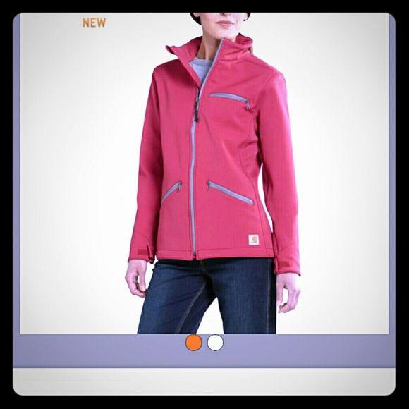 Carhartt womens jacket Warm and pink carhartt Jackets & Coats