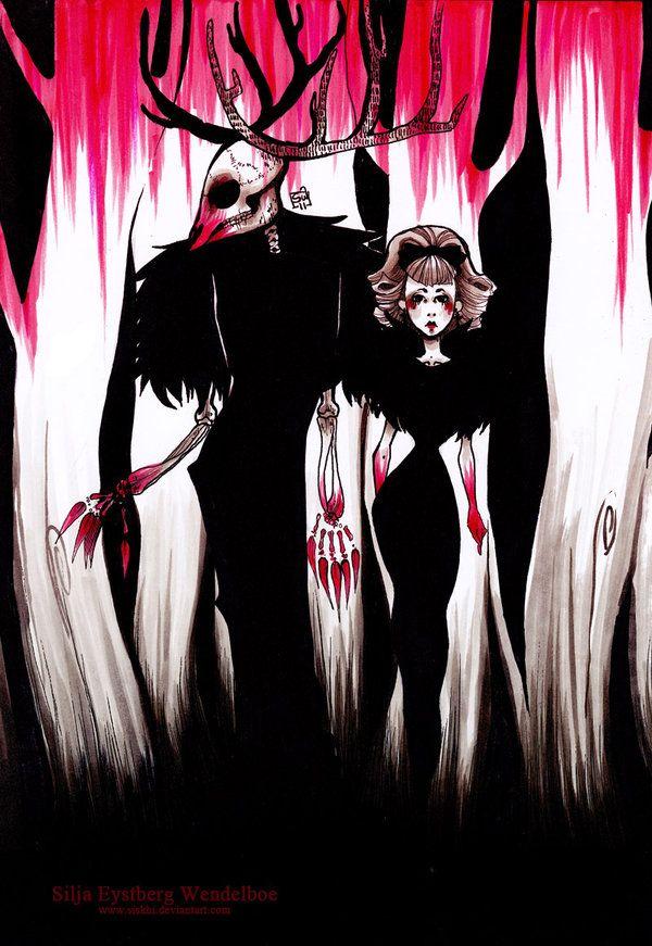 mistress by SiljaVich.deviantart.com on @DeviantArt