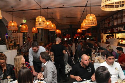 1st Local Produce Dinner @bucketlistbondi @foodorbit photo by Kendal Walton
