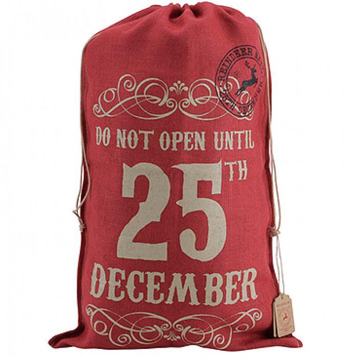 Large Hessian Christmas Sack - a stylish alternative to Christmas Stockings!