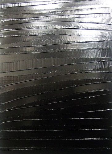 Pierre Soulages - french painter