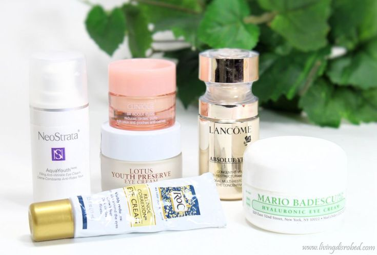 Best Eye Creams for Wrinkles, Dark Circles and Puffiness!