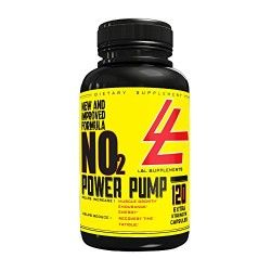 New Years Flash Sale! Elite NO2 Nitric Oxide AND L-Arginine Supplement – 120 Capsules to Increase Performance, Gain Lean, Hard Muscle & Boost Endurance – Top Pre-Workout Booster GUARANTEES Best Results Market-Wide! Backed By Our 30-Day Lock-tight Guarantee!