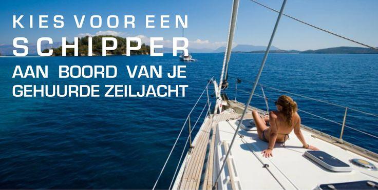 Huur een jacht met kapitein| Charter a yacht add crew| Sail in Greece Rhodes | sail-in-greece.net