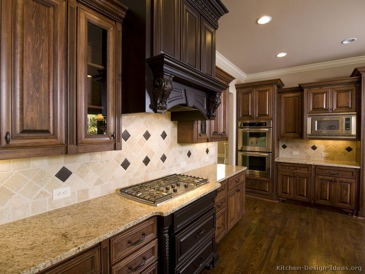98 Best Two Tone Kitchens Images On Pinterest Pictures