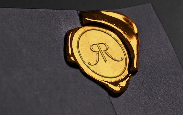 RRM Monogram on Behance