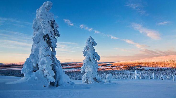 Korouoma Canyon - Lapland, Finland
