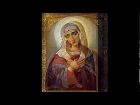 МОЛИТВА БОГОРОДИЦЕ - ОЧЕНЬ КРАСИВАЯ (поделись) - YouTube