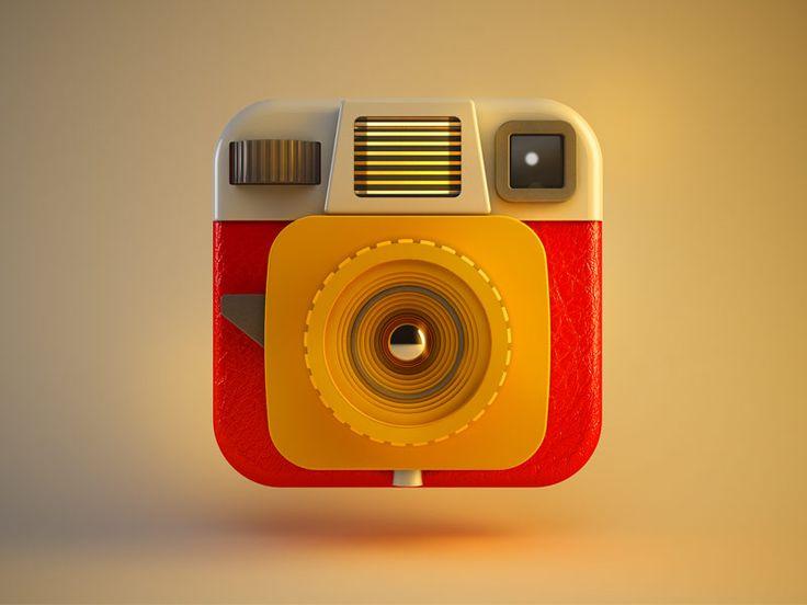 Camera icon by Zigor