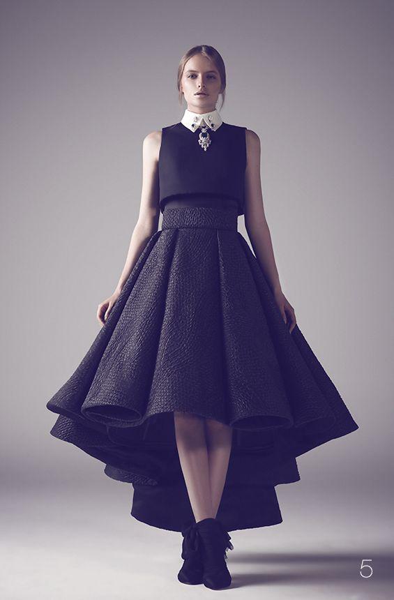 Studio Fall 2015 Couture Wedding Dress