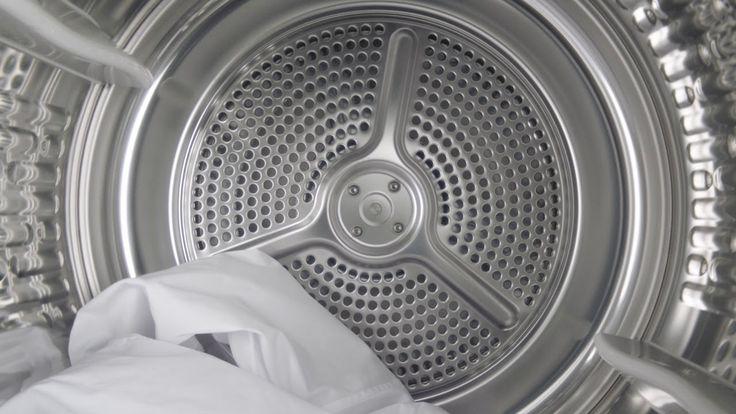 Heat pump condensing dryer