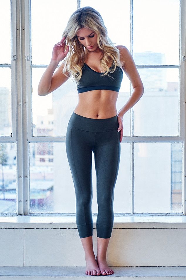 #RichKids' Morgan Stewart Shows Off Killer Abs & Hot Body in New Fitness Wear Collection: See the Pics! on Rich Kids Of Beverly Hills | E! Online Mobile