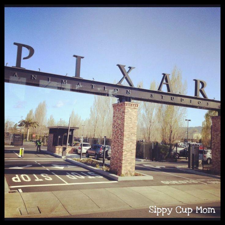 -Visit pixar studios