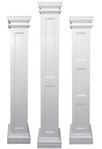 Best 25 interior columns ideas on pinterest diy for Fiberglass interior columns