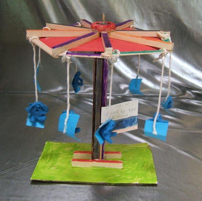 Y5 Fairground Models