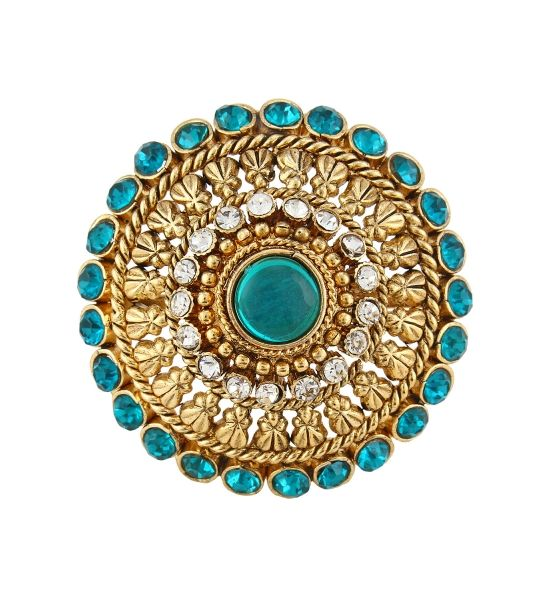 Buy Flaunt Luxury Traditional Rings online shopping India | Rings | best price 499