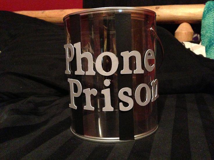 Phone Prison