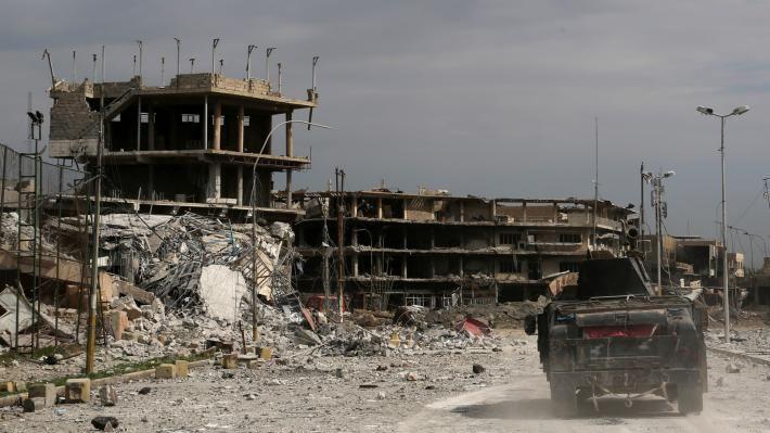 Συνεχίζεται η προέλαση των ιρακινών δυνάμεων στη Μοσούλη | 902.gr