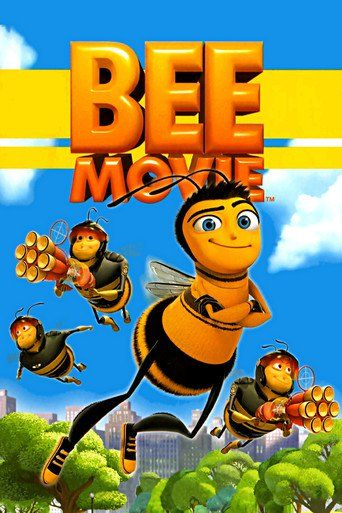 Bee Movie 2007 FULL MOVIE HD1080p