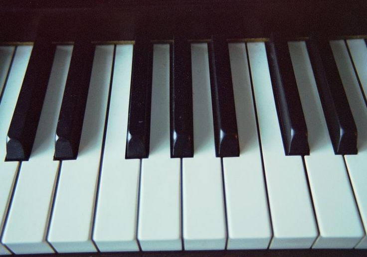 I will master the art of playing piano