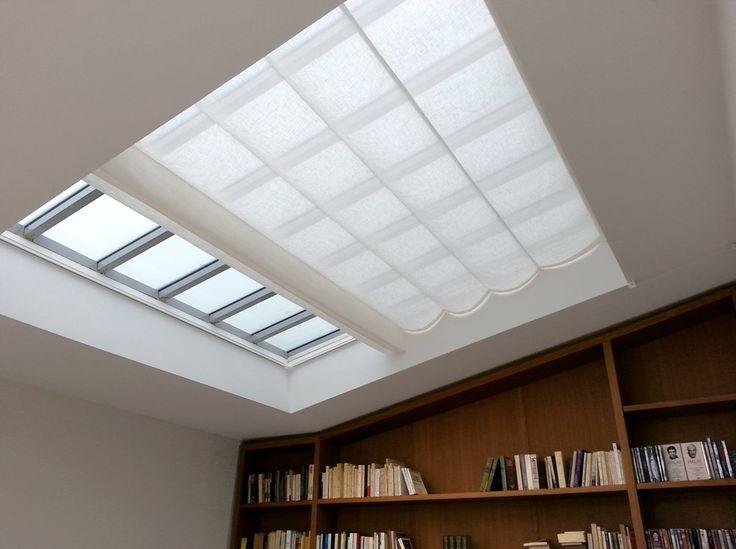 Les 23 meilleures images du tableau rideaux et stores sur pinterest toit plat fen tre de toit - Fenetre de toit plat ...