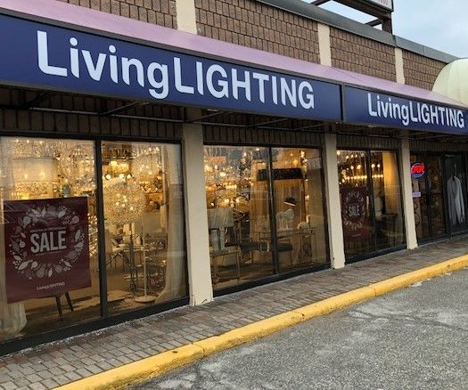New Signage #newmarket #livinglighting #signage