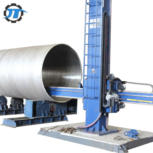 Stainless Steel Tank Polishing Machine Is Suitable For All Kinds