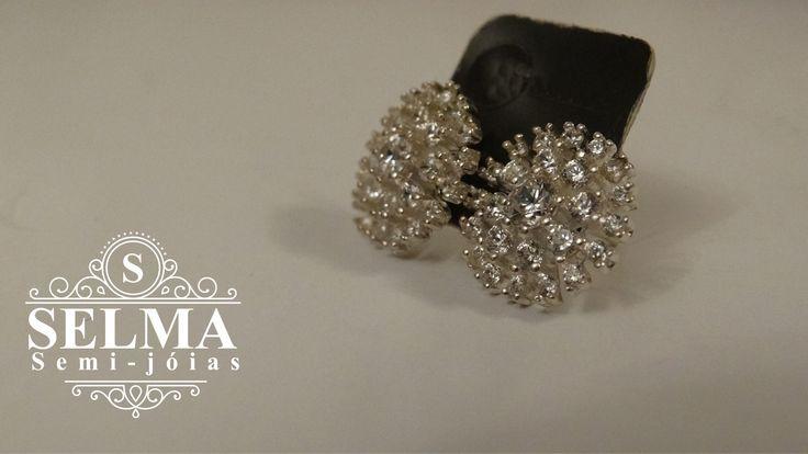 Semi-jóias da mais alta qualidade. Acessórios de luxo, nos segmentos dia-a-dia, festa e noivas. https://www.facebook.com/joiasselma/