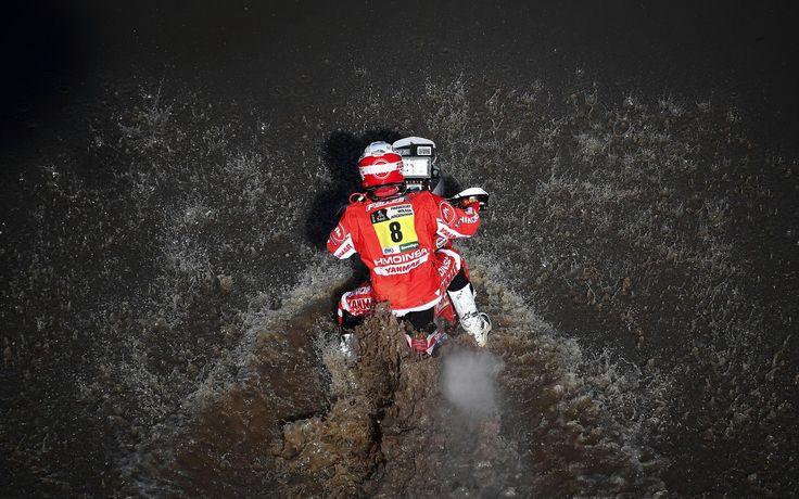 Dakar2017 #8 Himoinsa Racing Team KTM: Gerard Farres