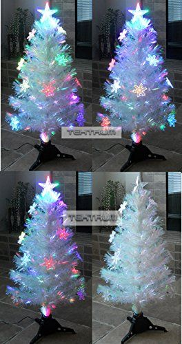 Fiberoptic Christmas Trees