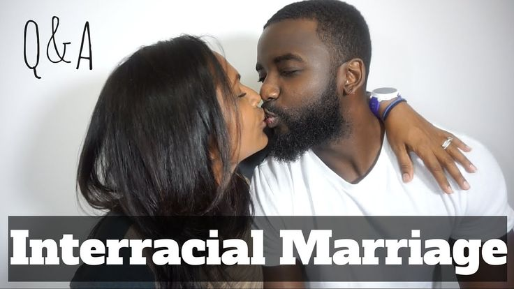 Advocates of interracial marriages