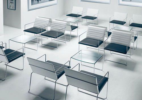 17 mejores ideas sobre salas de espera en pinterest - Muebles para sala de espera ...