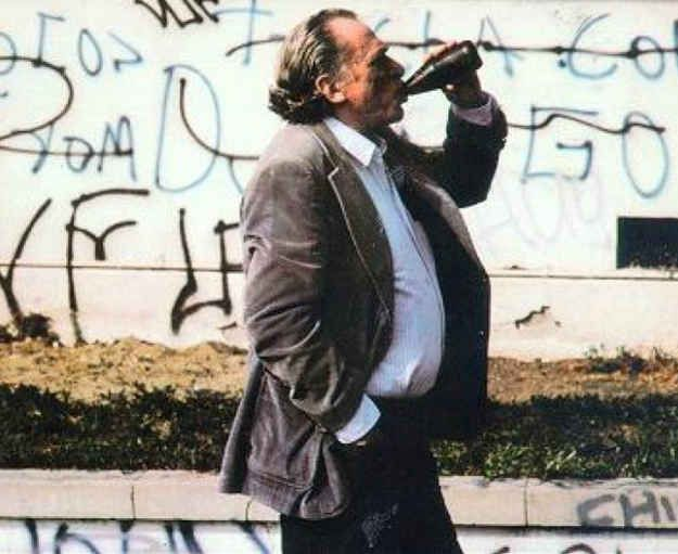 The 10 Best Charles Bukowski Quotes About Drinking. I'm particularly fond of #1 and #7.