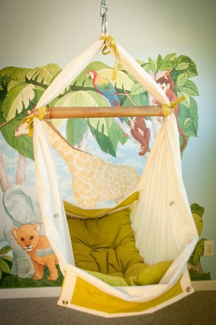 Aditi Baby Hammock by aditijones on Etsy, $225.00