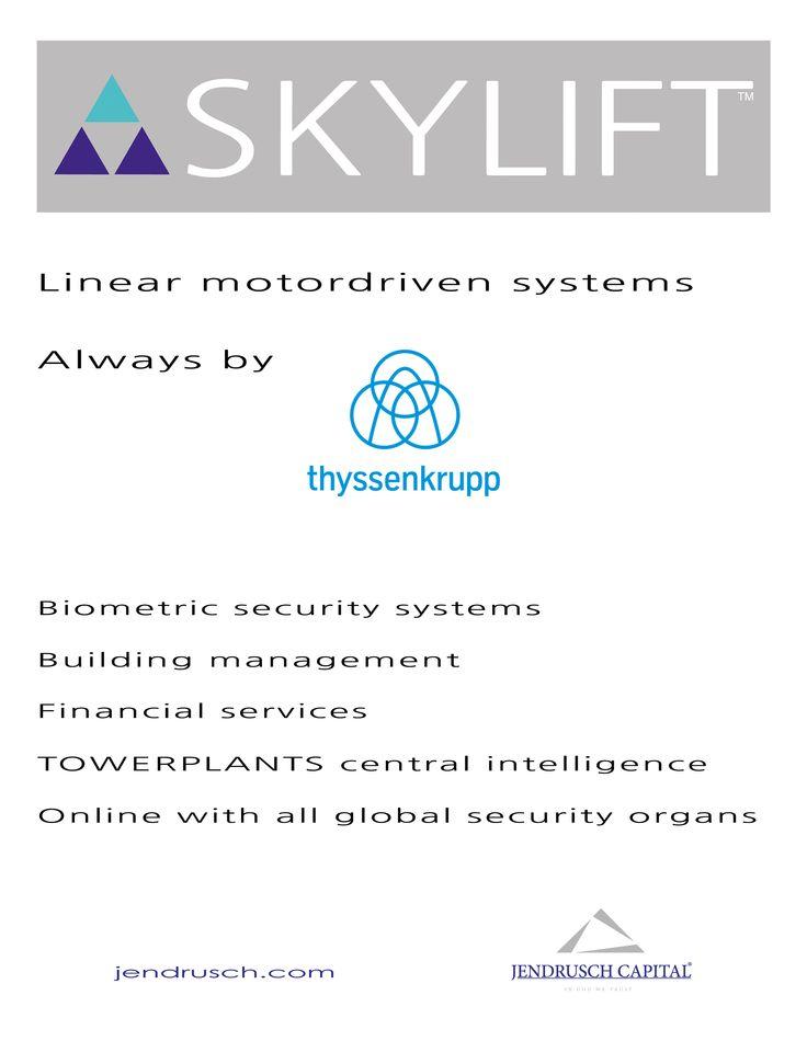 Skylift thyssen