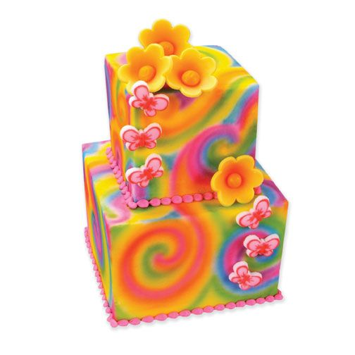 17 best images about cake decorating air brush on for Airbrush cake decoration