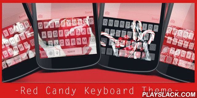 Red Candy Keyboard Theme  Android App - playslack.com , Add color to your life with Red Candy theme. It could be extremely fantastic if you can use the same theme for both keyboard and wallpaper. With Red Candy Keyboard Theme, you will be able to change the color or the picture of your keyboard to be a Red Candy style, and at the same time you can change the theme of your wallpaper to align with that of keyboard.Your phone and gadget will be dressed up keyboard and wallpaper with the latest…