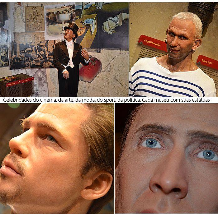 Turismo   Museu de cera Madame Tussauds