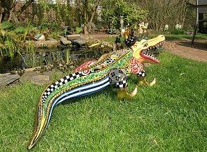Toms Drag Crocodile / Alligator - Francesco - XL